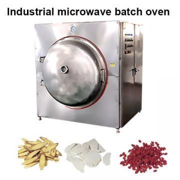 Secador a Vácuo Industrial de Microondas