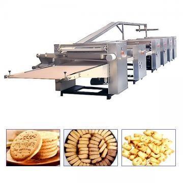 Linha de produção automática de bolachas