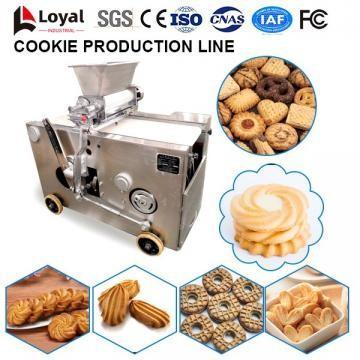 Máquinas automáticas de fabrico de bolachas
