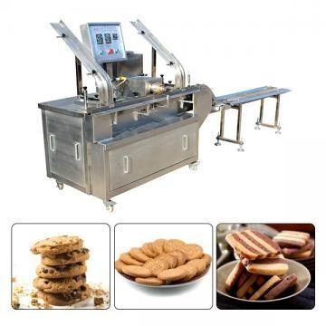 Máquinas totalmente automáticas de fabrico de bolachas
