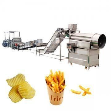 Linha de produção automática de batatas fritas