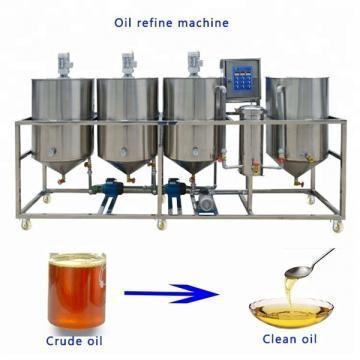 5-800T/Dia Máquina de Refinaria de Petróleo Bruto