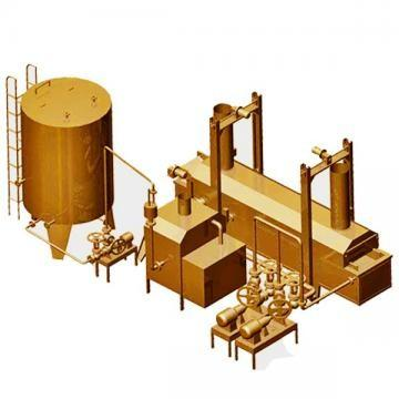 Fritadeira Industrial de Filtro de Óleo Profundo