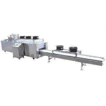 Linha de produção de barras de Granola