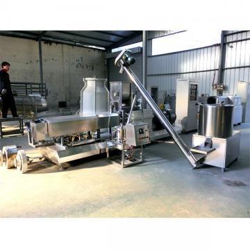 Linha de produção de amido gelatinizado