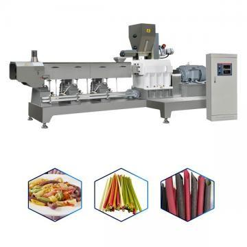 Máquina para fazer palha de arroz comestível