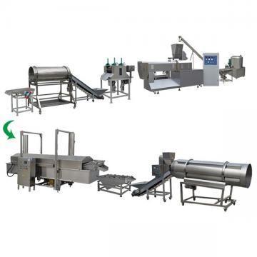 Linha de Produção de Batatas Fritas Tortilla