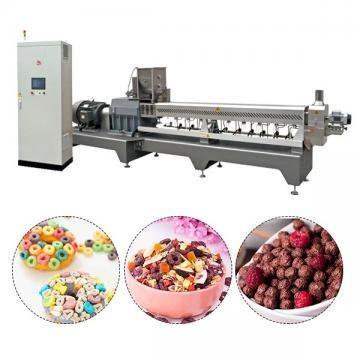 Máquina de fabrico de cereais para o pequeno-almoço