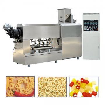 Linhas de produção de pellets para snacks