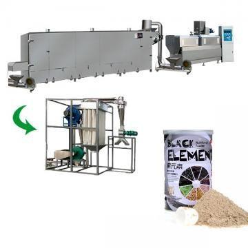 Máquina de comida em pó de arroz para bebé