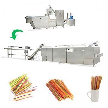 Linha de Processamento de Palha de Arroz Biodegradável