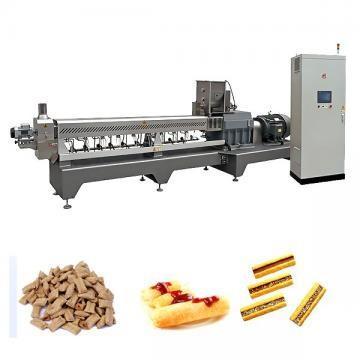 Linha de produção de snacks de enchimento de núcleo